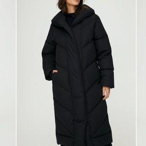 Aritzia Duvet Coat